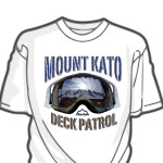 Mount Kato Deck Patrol Tshirt
